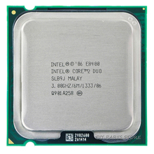 INTEL Core 2 Duo DUAL CORE E8400 CPU Processor INTEL E8400 CPU  (3.0Ghz/ 6M /1333GHz) Socket 775