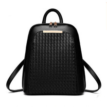 2017 Vintage Casual New Style Backpack Leather High Quality Hotsale Women Candy Clutch Ofertas Famous Designer Brand School Bags
