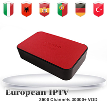 Buy New TVonline IPTV Free 1 year Android TV Box Albanian French Germany Turkey Spain IPTV Adult HotClub 4000+ Channel Free for $120.54 in AliExpress store
