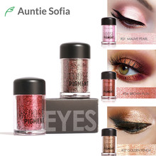 Focallure Brand 12 Colors Glitter Eye Glossy Powder Diamond Shimmer Shinning Eye Makeup Pigment Lip Highlighter Powder(China)