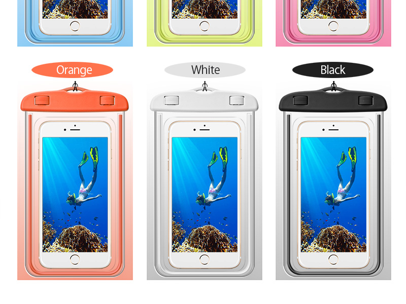 TOMKAS Universal Waterproof Case For iPhone X 8 7 6 s Plus Cover Pouch Waterproof Bag Case For Phone Coque Waterproof Phone Case (10)