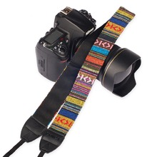 Buy Camera strap Retro Aztec Tribal Stripe Neck Strap Strap Camera Shoulder Canon Nikon Sony Pentax Leica Fuji Olympus DSLR for $2.59 in AliExpress store