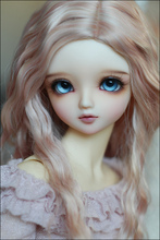 HeHeBJD BJD sd Doll volks Charlotte include eyes sdgr girl Art doll manufacturer Resin action figures(China)