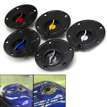 Motorcycle Fuel Tank Cap Scooter Fluid Fuel Reservoir Tank Cap Cover For Yamaha YZF R25 R3 R1 R6 MT07 MT09 MT 25 07 09 03 01 02