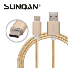 USB Type C Cable 3.1 USB Type-C Chager Data Cable USB C Mobile Phone Cable for Xiaomi OnePlus 2 Nexus 6P 5X ZUK Z1 Z2 MAC