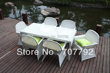Fancy Outdoor Furniture All Weather Wicker Furniture Patio set