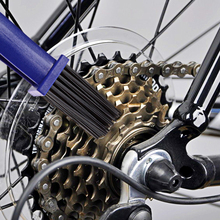 Gear Grunge Brush Cleaner Chain Wheel Flywheel Bicycle Crankset Clean Brushes Cycling Motorcycle Chain Cleaning Tool Set