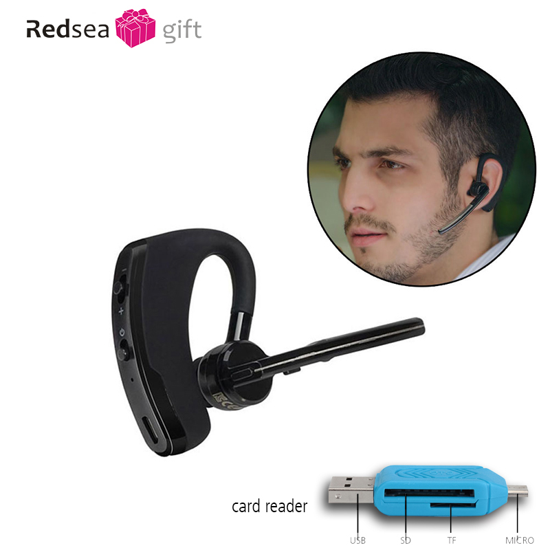 wireless business Bluetooth Headset 4.0 hanging ear type universal drive sport earplugs mini car name(China (Mainland))