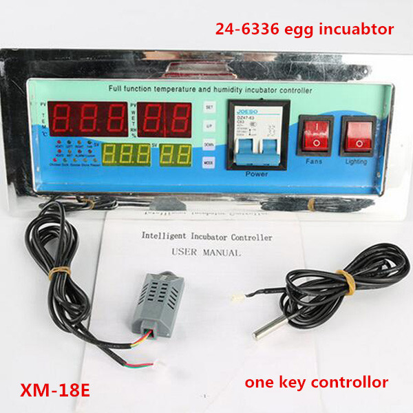 1 Set Controller New Automatic Incubator Temperature And Humidity Control There CE Certification Quality Assurance<br><br>Aliexpress