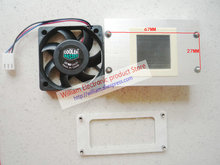 New Original Cooler Master Computer CPU cooler ECC-00371-01GP EFB0512HA 12V 0.20A EFB0512HHA Pitch 67*27MM Cooling Fan