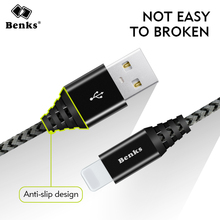 Benks Original Charging Charge Cable iPhone 5 6 7 8 X iPod Short Apple Phone - Official Store store