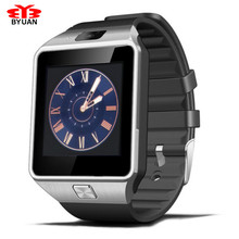 Factory Wearable Devices DZ09 Android Smart Watch Support SIM TF Card Electronics Wrist Watch Connect Smartphone Child Old Gift