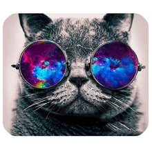 mouse pad Gaming mouse pad Hot Cat Picture Anti-Slip Laptop PC Mice Pad For mouse keyboard Computer game PC office Large Gaming(China)