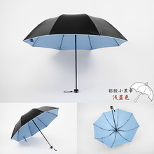 Top Quality 100% Original Umbrella Fold In Rain&Sun Brand Sweet Clear Umbrella Corporation Regenschirm Cheap Sale