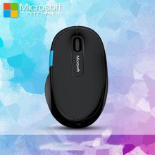 100% Genuine Original Microsoft Sculpt Comfort Mini BlueTrack Bluetooth Wireless1000 DPI Computer Comfort Mouse(China)