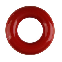 Golf Weight Ring Red Round Weight Power Swing Ring for Golf Clubs Warm up Muscle Small Training Tool Golf Training Accessories