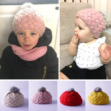 2017 baby hat kids baby photo props beanie,faux rabbit fur gorros bebes crochet beanie toddler cap for 4 months-3 years old girl