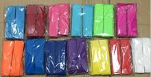 Discount! Ready in Stock DHL 200pcs/lot New Neoprene Popsicle Holders Pop Ice Sleeves Party Drink Pop Freezer 19 color
