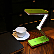 YAGE 5913C Desk Lamp Night Light  LED Table Lamp reading books desk light usb Foldable 3-layer body 21 pcs SMD USA/EU/UK Plug
