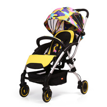bair European Folding Luxury Baby Umbrella Car Carriage Kid brand Buggy Stroller Pram Style Travel Wagon Portable Lightweight(China)