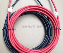 High Quality 2.5mm(14awg) Solar Cable PV Cabel With TUV UL Approval