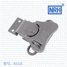 NRH 6312A cold-rolled steel Rotary butterfly turn latch Factory direct sale wing lock latch for  flight case road case