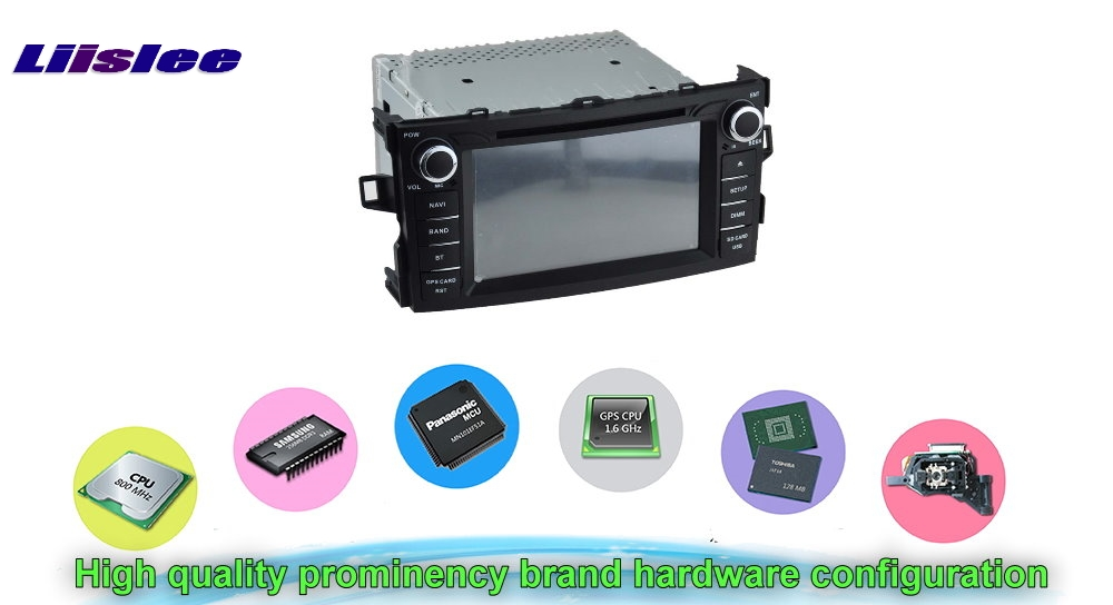 For TOYOTA AURIS Car Multimedia TV DVD GPS Radio Original Style Navigation Android Advanced Navi UI