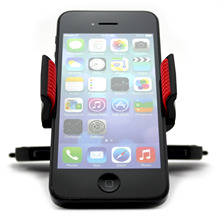Portable Car CD Slot Phone Mount Stretchable Clip Stand Holder For iPhone for Samsung GPS