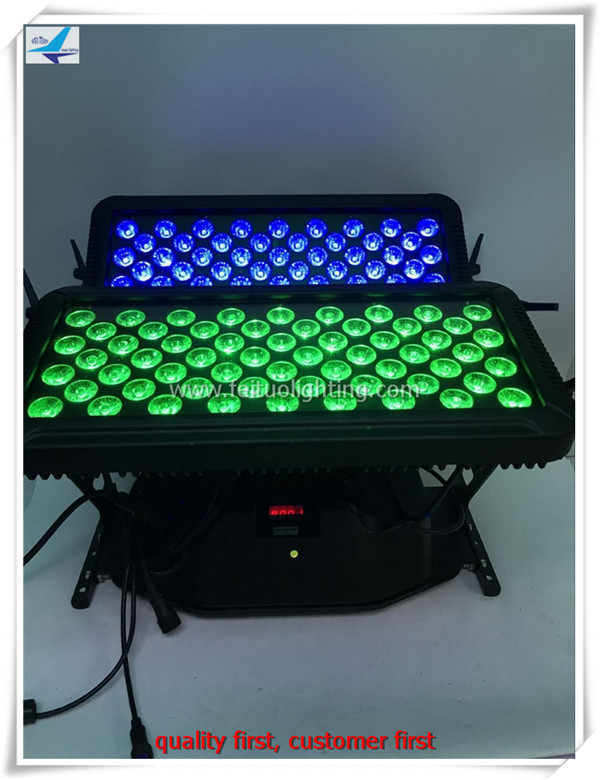 120X18W RGBAW UV 6IN1 LED WALL WASHER (51)