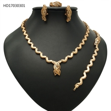 Yulaili four Jewelry set China factory direct wholesale Jewellery(China)