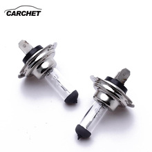 CARCHET Car Headlight H7 Bulb DC12V 55W Front Headlight Head Light H7 Bulb Lamp Light Automotive Headlamp Replacement Parts
