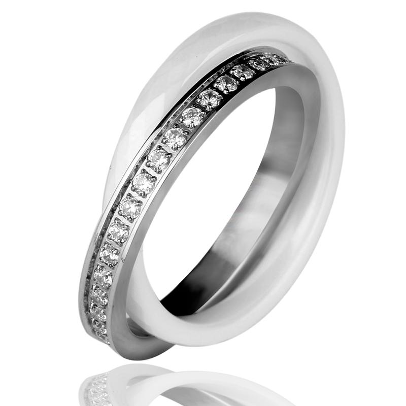 stainless steel rings for women