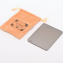 TIANYA 100*130mm ND2 Graduated Grey Resin square Filter+filter bag for Cokin Z-Pro Lee Hitech series