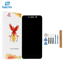 Hacrin For Leeco le X800 LCD Display+Touch Screen 100% New 2K Digitizer Glass Panel For Letv Le one Pro X800 2560X1440 5.5inch(China)