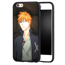 Anime Bleach Pattern phone case cover for iphone 7 7plus 6 6splus 5 5s 5c SE(China)