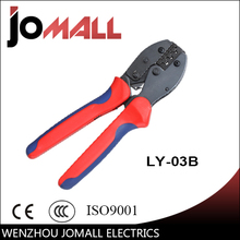 LY-03B crimping tool crimping plier 2 multi tool tools hands LY Ratchet Crimping Plier (European Style)