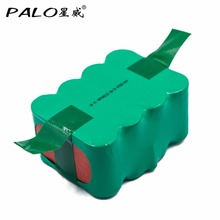 PALO 14.4V Ni-MH 3500mAh Vacuum Cleaner Sweeping Robot Rechargeable Battery Pack For KV8/XR210 FM-019 INDREAM9200
