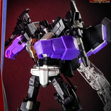 [Show.Z Store] [Pre-Order] Iron Factory IF-EX20v Wing of Tyrant Purple Version Ironfactory Transformation Skywarp Action Figure