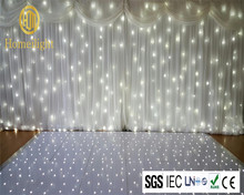12*12 Feet Wedding Disco Led Dance Floor for New Design Dancing Floor Led Dancefloor