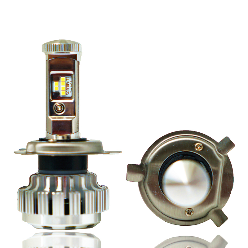 70W/Pair 12000Lm Car Headlights H7 LED H4 H8/H11 HB3/9005 HB4/9006 Front Bulb Automobiles Headlamp 6000K Car Lighting<br>