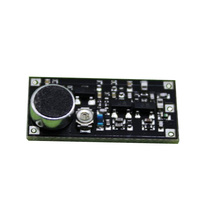 88-108MHz FM Transmitter Wireless Microphone Surveillance Frequency Board Module DC 2V-9V(China)