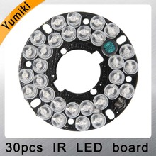Yumiki Infrared 30 x 5 IR LED board for CCTV cameras night vision (diameter 48mm)(China)