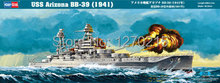 Hobby Boss Model Kit - USS Arizona BB-39 Ship - 1:350 Scale - 86501 - New