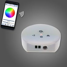 Phone App Control Music Audio Timing WiFi Controller For RGB(W) LED Light Strip