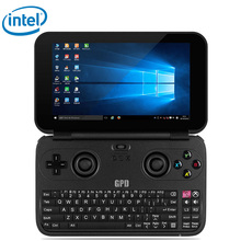 GPD Win 5.5 inch GamePad Tablet PC Windows10 Intel Cherry Trail X7-Z8750 Quad Core In-Cell IPS Screen 4GB 64GB 6000mAh PC