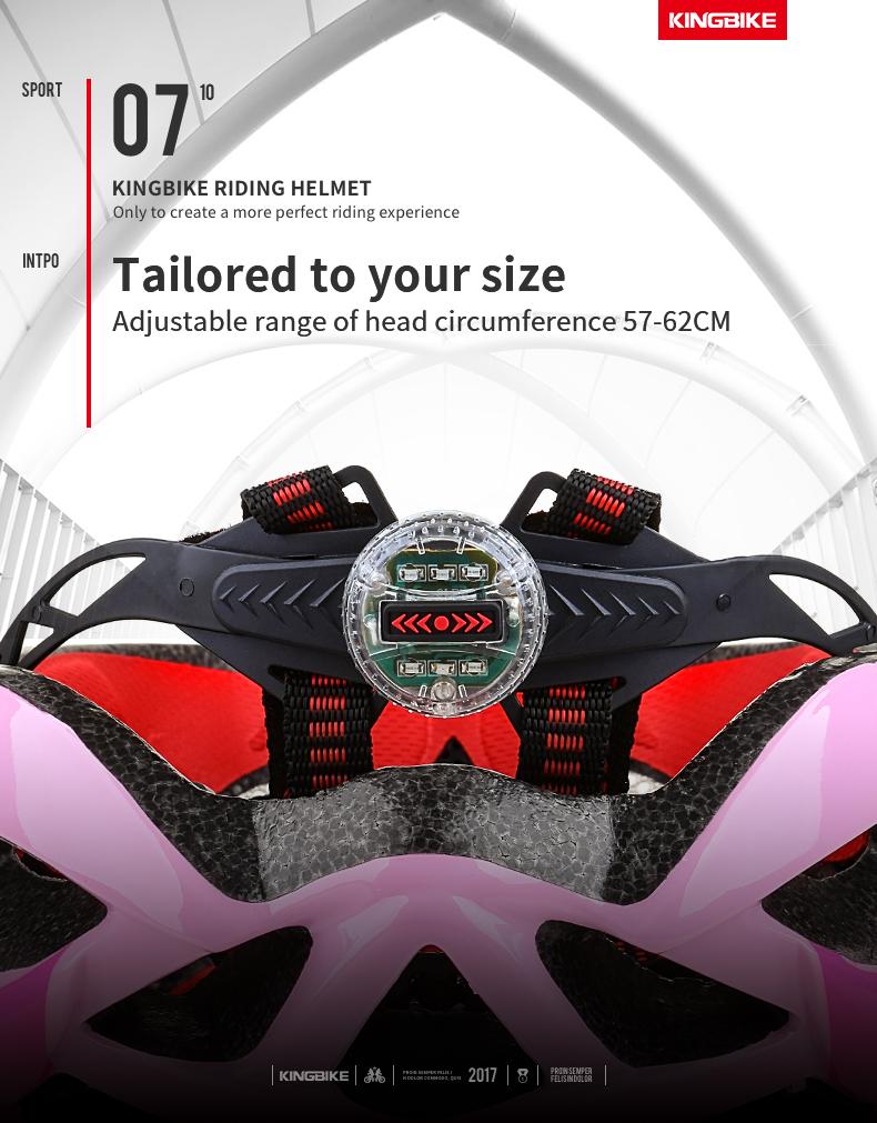 Cycling Helmet Pink Woman Road Bicycle Helmet-7