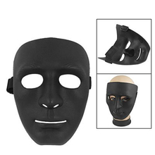 HGHO-New Practical Halloween Mask Jabbawockeez Masquerade Ghost Trot hip-hop Mask(China)