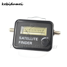 Kebidumei Satellite Finder Meter FTA LNB DIRECTV Signal Pointer SATV Satellite TV Receiver Tool for SatLink Sat Dish Hot Sale(China)