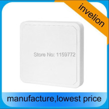 long range uhf rfid antenna 840-860mhz outdoors Waterproof high-quality rfid antenna with bracket + free epc gen2 rifd tag/card(China)