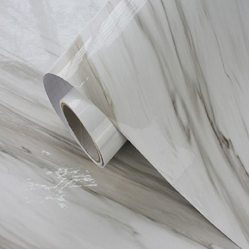Granite Look Marble Effect Contact Paper Wallpaper Self Adhesive Peel Stiker for wall / table / cupboard<br><br>Aliexpress